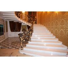 Лестницы из искусственного камня